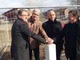 Startsein gegeven voor de bouw van vijftig appartementen in Vlijmen Vliedberg.