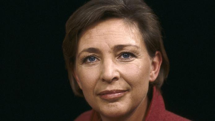 Ageeth Scherphuis in 1981.