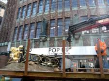 Gouden leeuw keert voorlopig niet terug in Bossche binnenstad