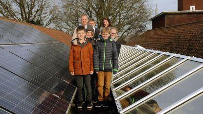 Leerlingen trekken met klimaatplan naar gemeentehuis