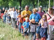 Avondvierdaagse Rhenen start dag later vanwege onweer