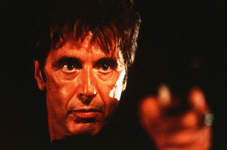 Al Pacino in Heat. Beeld