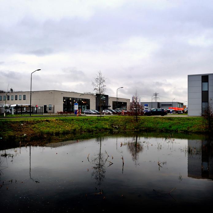 Bedrijventerrein Borchwerf in Roosendaal. Grote terreinen als deze zijn nauwlijks meer beschikbaar.