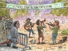 Nauwelijks begrip om orgelman te weren van straatmuziekfestival: 'Zo ga je niet om met onze Koos'