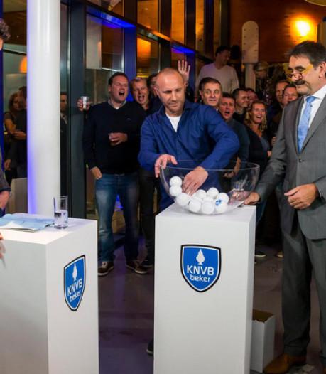 Bekerloting | Willem II ontvangt AFC, RKC naar FC Twente, Kozakken Boys thuis tegen Vitesse
