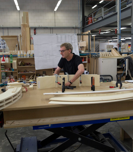 Jachtenbouwer uit Winterswijk groeit fors door toename in vraag luxe schepen