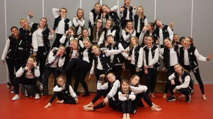 Dansschool Movimento danst maandag in Vlaams Parlement