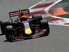 Verstappen kwalificeert zich als zevende, Vettel op pole