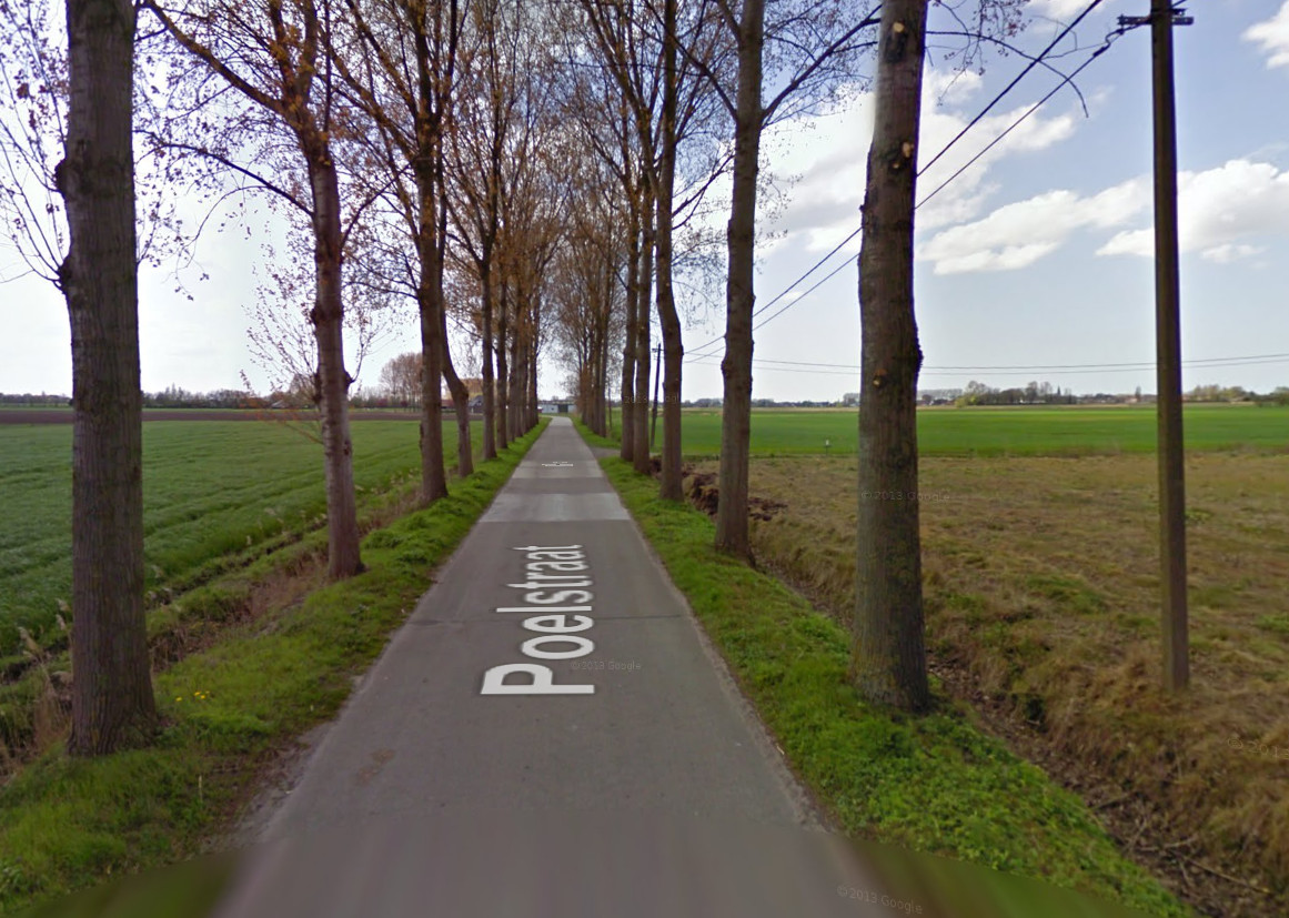 De Polestraat.