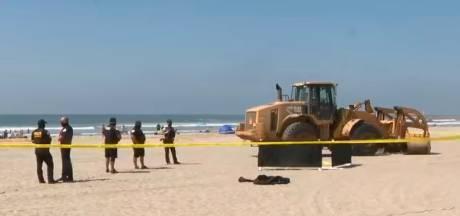 Une femme endormie sur une plage de Californie meurt écrasée par un tracteur