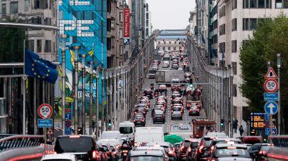 Brussels Gewest bant alle diesel- en benzinewagens tegen 2035