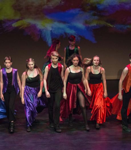 Vijf leerlingen van Musical'sCool! in Best aangenomen voor vakopleiding musical
