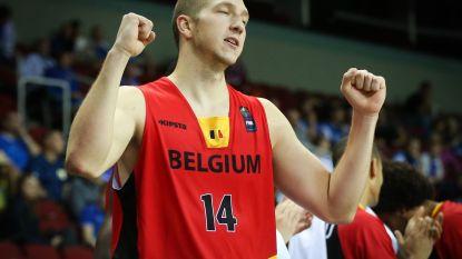 Belgian Lions moeten vier spelers missen tegen IJsland en Portugal