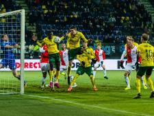 LIVE | Passlack schiet Fortuna naast Feyenoord, mist is terug in Sittard