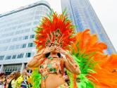 Nagenieten: Muziek en kleurenpracht bij de parade van het Zomercarnaval