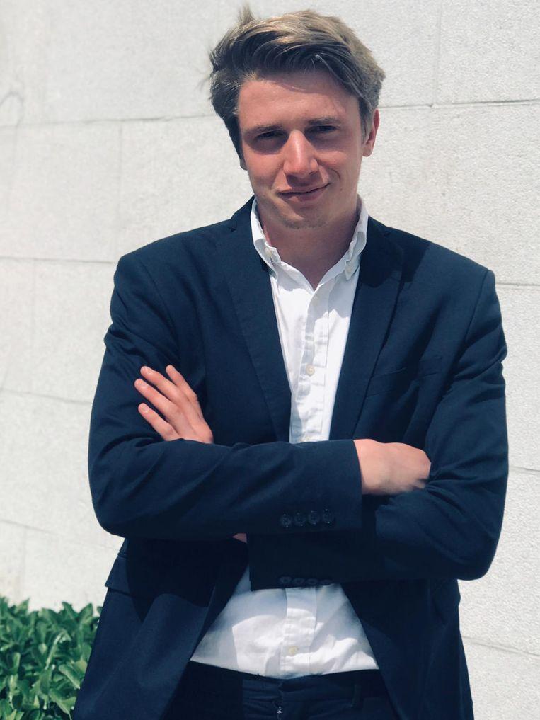 Jens Hamerlinck, slachtoffer van dodelijk verkeersongeval in Destelbergen op 20-7-2019