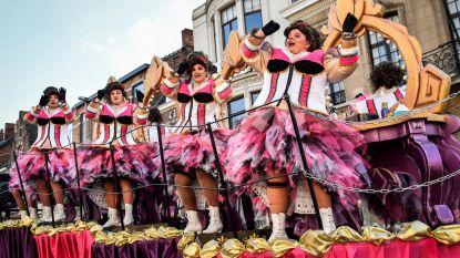 Carnaval gaat door, maar wel pak veiligheidsmaatregelen: ingekort parcours, groepen buiten Dendermonde worden afgeraden om te komen