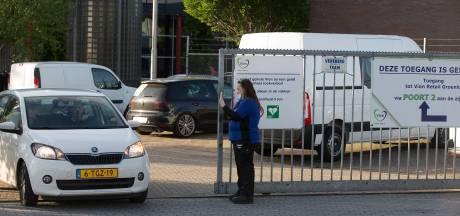 Slachthuis Vion in Groenlo mag weer open, met extra beschermings- en desinfectiemiddelen voor personeel