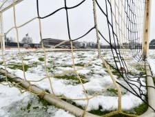 Overzicht afgelastingen amateurvoetbal zondag
