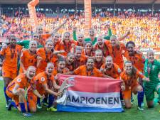 Oranje Leeuwinnen door KNVB benoemd tot bondsridders