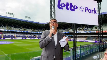 Nieuwe stadionnaam 'Lotto Park': laatste link met Vanden Stocks doorgeknipt