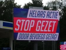 Gevaarlijke file door gratis tanken in Meppel: burgemeester blaast Veronica-actie af