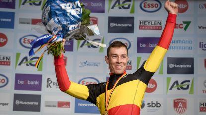 """Laurens Sweeck, Belgisch kampioen in tranen: """"Had grootvader dit nog maar gezien"""""""