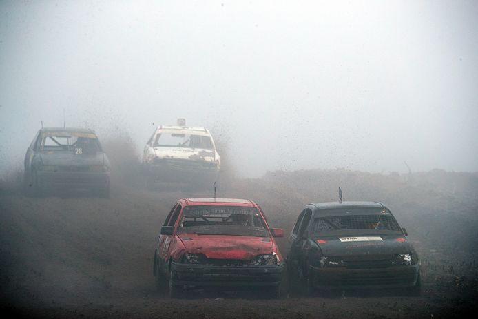De Autocross in 2017.