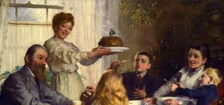Dit zijn de favoriete gerechten van Charles Dickens