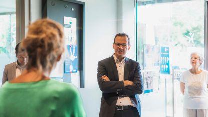 Vlaams minister Wouter Beke brengt bezoek aan Campus O³