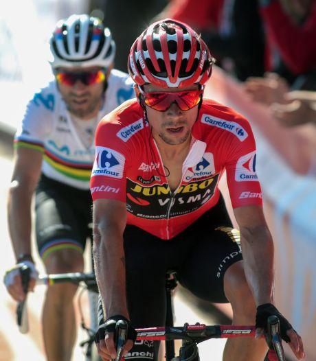 Drie heftige beklimmingen in de Vuelta voor de laatste rustdag
