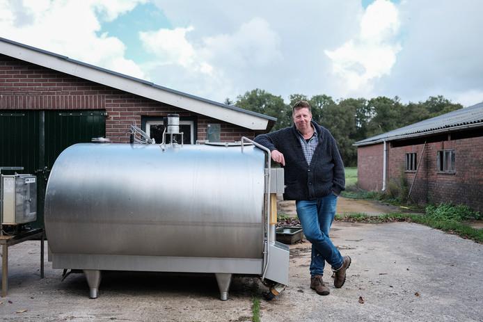 Gerard Burgers stopte vorige maand als boer en heeft daar absoluut geen spijt van.