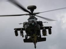 Trainingsvlucht heli's boven regio Gorinchem trekt de aandacht