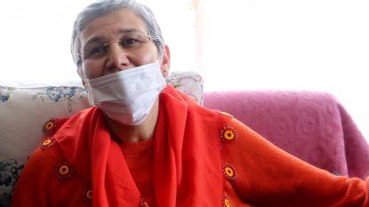 Turkse rechter beveelt vrijlating van Koerdische politica in hongerstaking