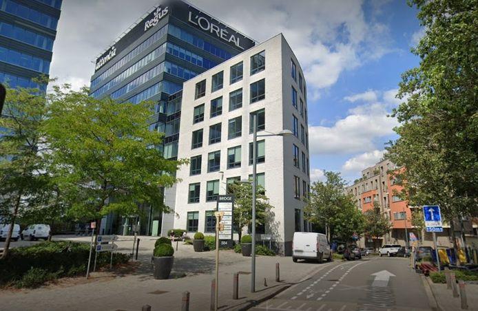 Het Benelux-hoofdkantoor in het Brusselse Sint-Agatha-Berchem.