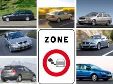 Opgepast: deze auto's zijn na 1 januari niet langer welkom in Antwerpen