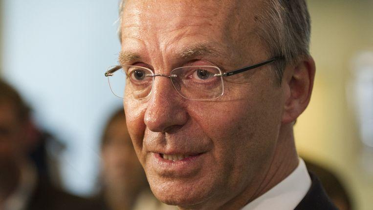Minister Henk Kamp (Sociale Zaken). Beeld ANP