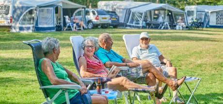Koortsachtige temperatuur én coronavirus zorgen voor volle campings