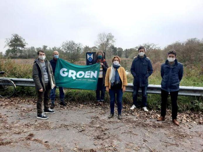 Groen Brugge huldigt het Wilgenbos in als beschermde natuur.