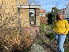 Tuinontwerpster Anja is sinds ruim twee jaar de trotse eigenaar van een tuin