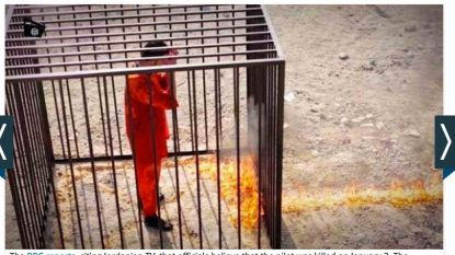 Gevluchte terrorist Maalbeek betrokken bij gruwelijke executie