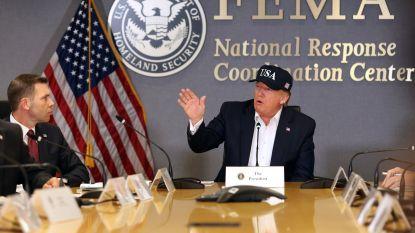 """""""Niet zeker of ik al ooit gehoord heb van orkaan van categorie 5"""": Dorian is de vierde tijdens Trumps presidentschap"""