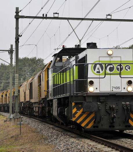 Giftreinen ineens spoorloos in Apeldoorns bestemmingsplan