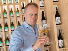 Wijnboer Derrick wil wijnwereld democratiseren