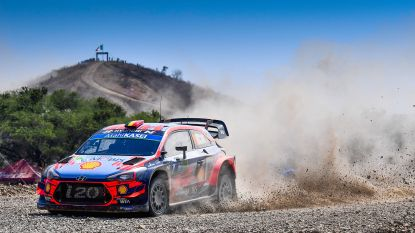 Ogier wint Rally van Mexico die bol stond van incidenten, Neuville finisht als vierde