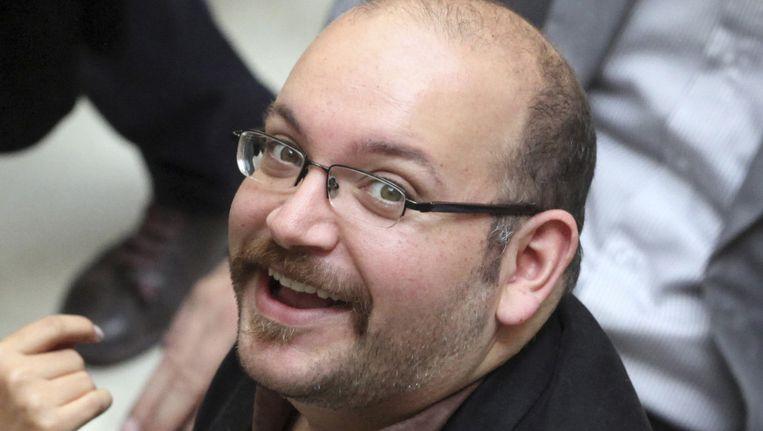 Journalist Jason Rezaian.
