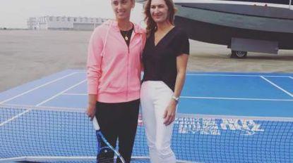 Elise Mertens gaat Steffi Graf van de luchthaven halen - Goffin tuimelt na 3,5 jaar uit top twintig, Djokovic sluit door forfait Nadal seizoen af als nummer één