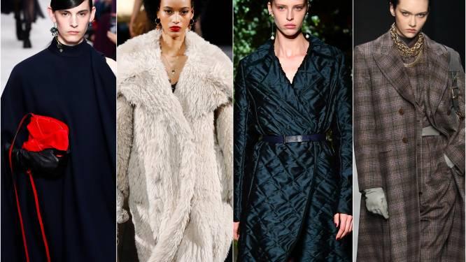 Van teddy tot puffer: 6 trends in winterjassen dit seizoen
