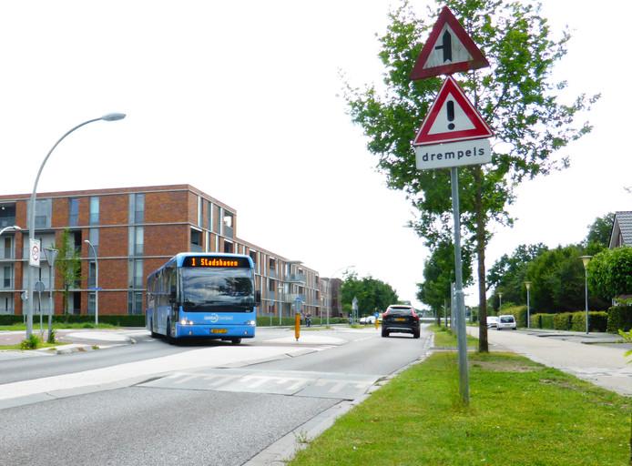 Lijn 1 in Stadshagen slaat het station over. Dat moet veranderen, vindt het CDA.