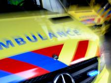 A12 dicht door kettingbotsing